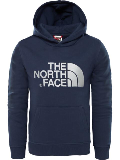 The North Face Drew Peak Midlayer Kinderen blauw